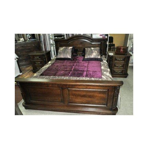 Деревянная кровать Валенсия
