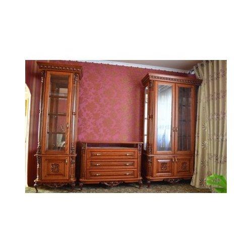 Витрина 2-х дверная Валенсия