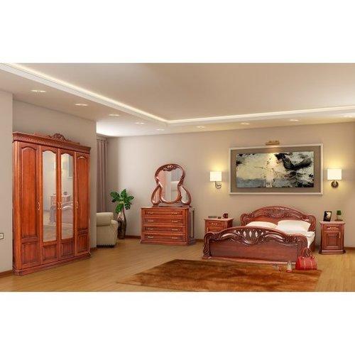Спальня из дерева Венеция Эконит