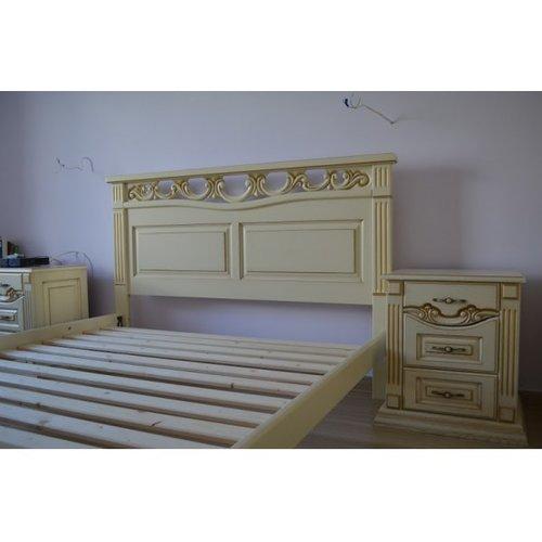 Деревянная кровать Нинель