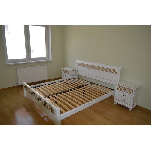 Деревянная кровать Самира Эконит