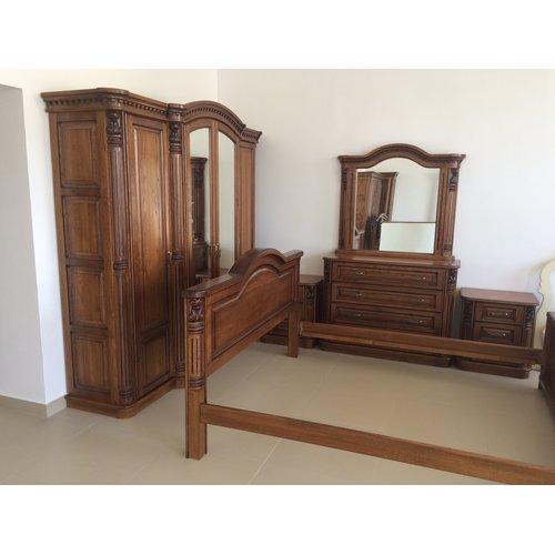 Спальня из дерева Офелия Эконит