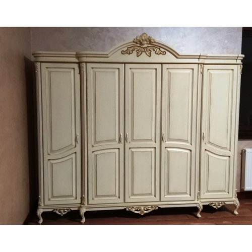 Шкаф 5-ти дверный Жозефина Эконит