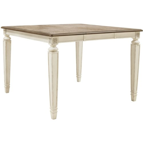 Барный стол со стульями Realyn D743-32-124 Ashley