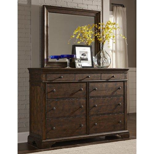 Комплект для спальни Trisha Yearwood 920-650-660 Klaussner