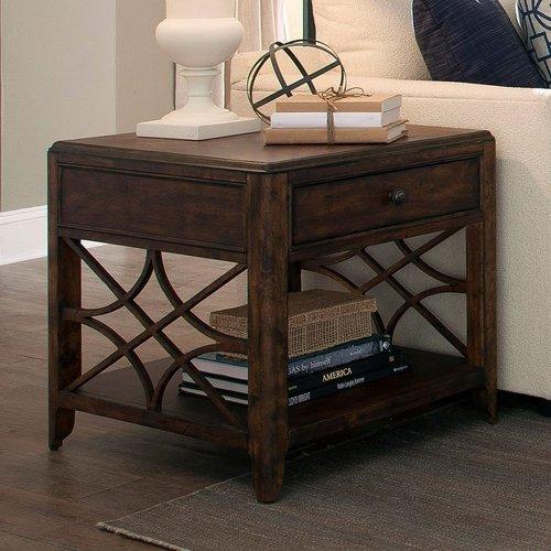 Столик Trisha Yearwood 920-809 кофейный Klaussner