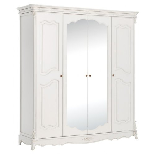Шкаф 4-х дверный Adel с зеркалом Vito Palazzo