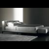 Кровать с мягким изголовьем Модель №6