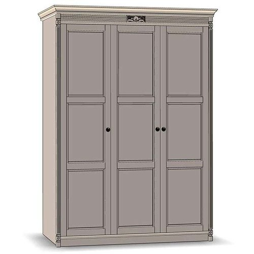Шкаф для одежды 3Д МАРСЕЛЬ Мебус