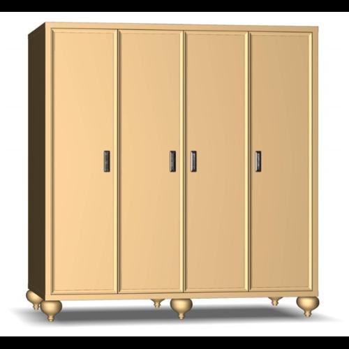 Шкаф для одежды 4Д МАРАКЕШ Мебус