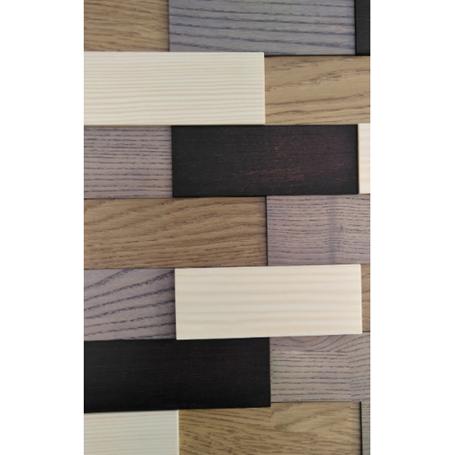 Стеновая панель Wood Ethno Jazz Tип 4
