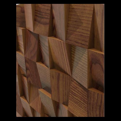 Стеновая панель Wood Rock Tип 2