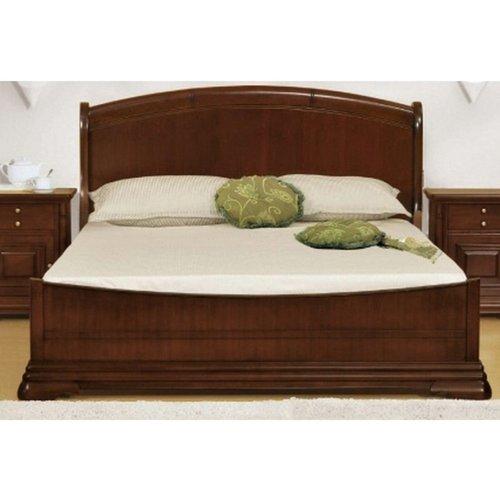 Кровать Elegance Nuc 1600 деревянное изголовье Mobex