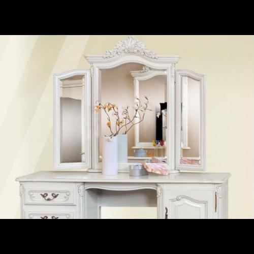 Зеркало Mogador Ivoire к туалетному столику Mobex