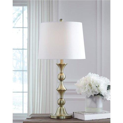 Комплект настольных ламп Genevieve L204154 Ashley