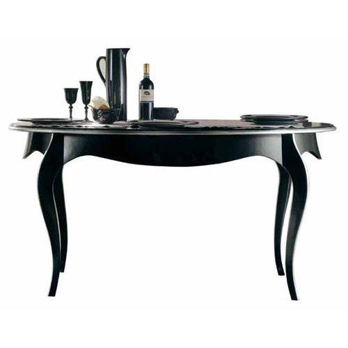 Стол Charme овальный раскладной 703/G Monte Cristo Mobili