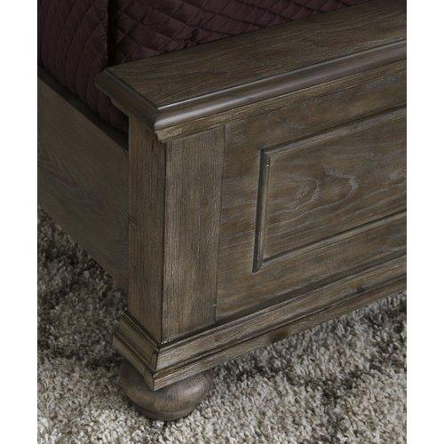 Деревянная кровать Johnelle B776-56-58-97 KING Ashley