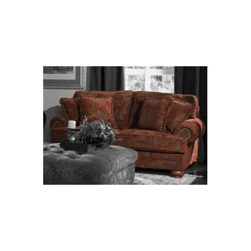 Диван двухместный Burlington-Sienna Loveseat 32601-35