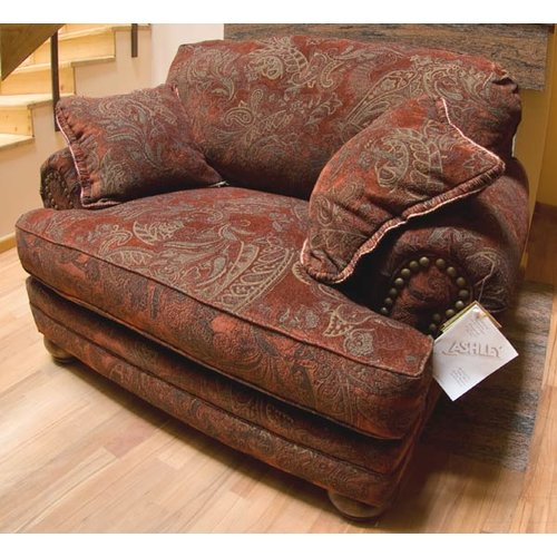Кресло Burlington - Sienna Oversized Chair 32601-23
