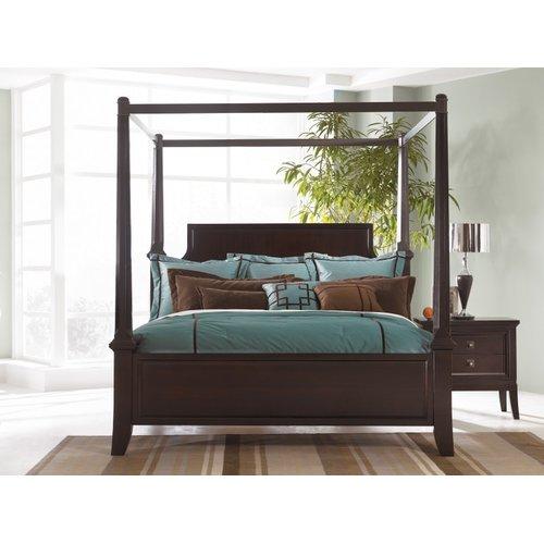 Деревянная кровать Queen Martini Suite B551-50-52-71-98