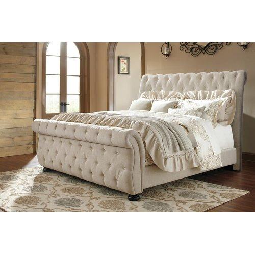 Деревянная кровать Willenburg Ashley B643-74-77-98