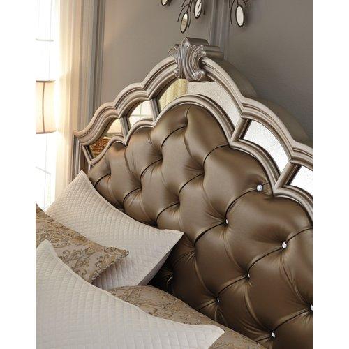 Деревянная кровать King B720-56-58-97