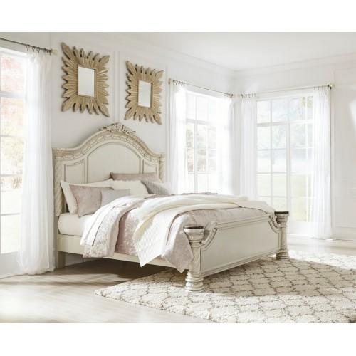 Деревянная кровать Ashley Cassimore Queen B750-54-57-96