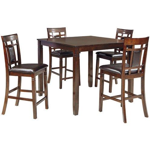 Барный стол со стульями Bennox D384-223