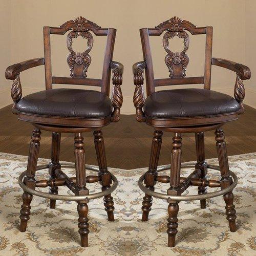 Барная стойка со стульями North Shore D553-65-130 Ashley