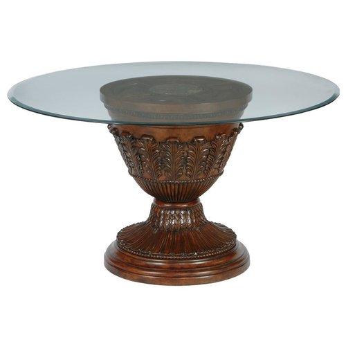 Стол круглый Ledelle D705-50BT