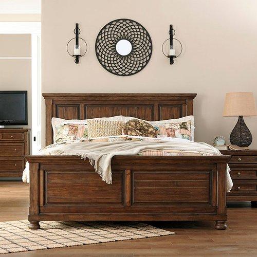 Queen кровать Flynnter B719-54-57-96