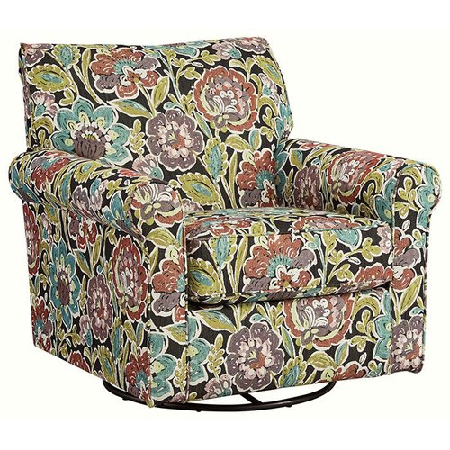 Акцентное крутящееся кресло Harrietson 7660442 Ashley