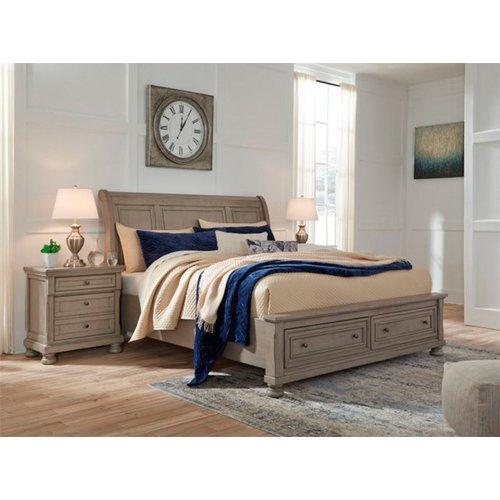 Двуспальная кровать B733-74-77-97