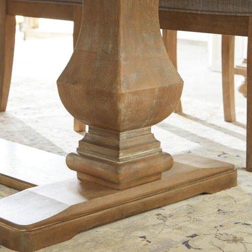 Раскладной обеденный стол Ollesburg D725-55BT