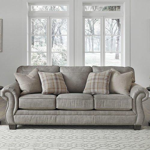 Трехместный диван Olsberg 48701-38