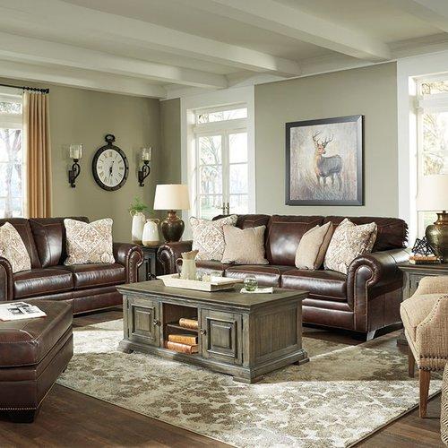 Раскладной диван кожаный Roleson 5870239