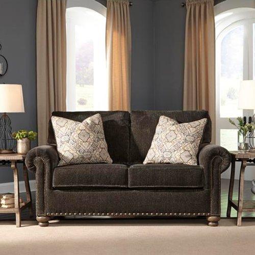 Двухместный диван Stracelen 8060335