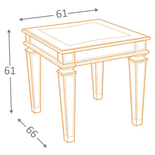 Кофейный стол Tessani T099-3 от Ashley
