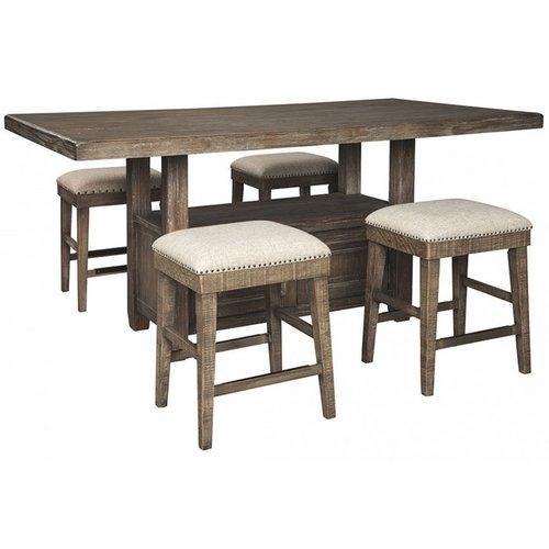 Барный стол со стульями Wyndahl D813-32-024