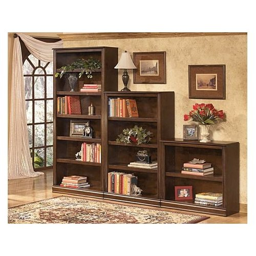 Шкаф книжный Hamlyn H527-17