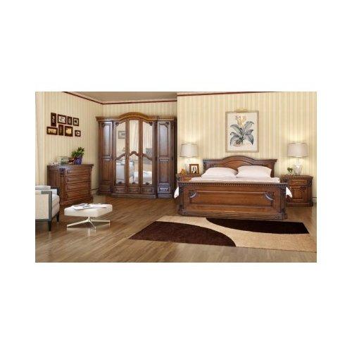 Деревянная кровать Элока