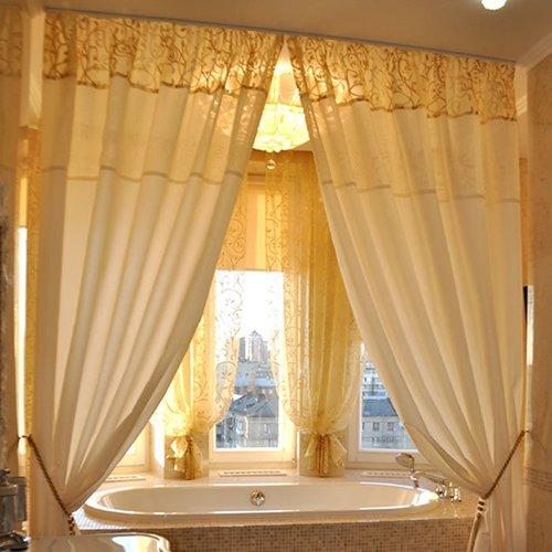 Шторы для ванной комнаты 2